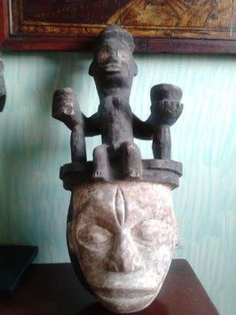 Masque Igbo belle origine original