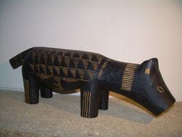 "Art ethnique africain ""Animal"""