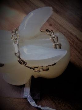 Ancien bracelet en plaqué or
