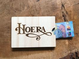 Cadeaukaart Hoera