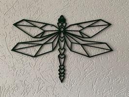 Wanddecoratie Libelle