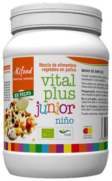 Vital plus junior niño