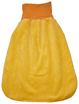 baby-schlafsack, nicki mit bio-teddy