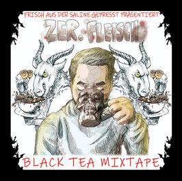 Black Tea Mixtape CD