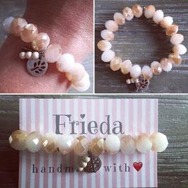 BIG BEAUTYS ... Armband mit grossen Perlen.