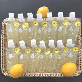 飲むレモンゼリー 14個入り(送料無料)