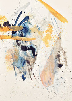 'II' abstract fine-art print