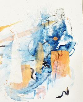 'IV' abstract fine-art print