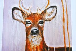 'Deer' fine-art print