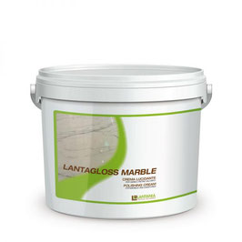 LANTAGLOSS MARBLE- Poliercreme für Marmor