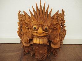 Rangda Wandmaske -Meisterstück-