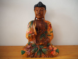 Buddha in Argumentationsgeste - B19/12