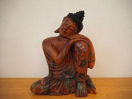 Ruhender Buddha, Kopf nach rechts geneigt - B19/32