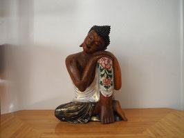 Ruhender Buddha, Kopf nach rechts geneigt - B19/133