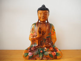 Buddha in Argumentationsgeste - B19/11