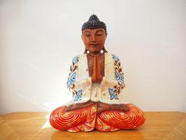 Buddha in Gebetsgeste - B19/125