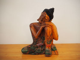Ruhender Buddha, Kopf nach rechts geneigt - B19/31