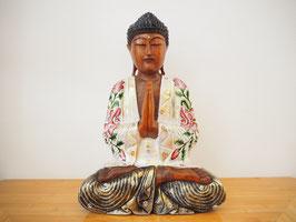 Buddha in Gebetsgeste - B19/122