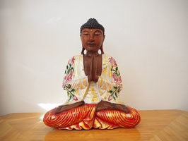 Buddha in Gebetsgeste - B19/124