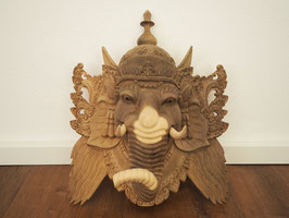 Ganesha Wandmaske -Meisterstück-