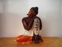 Ruhender Buddha, Kopf nach rechts geneigt - B19/135