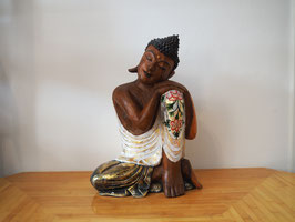 Ruhender Buddha, Kopf nach rechts geneigt - B19/132