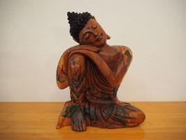Ruhender Buddha, Kopf nach links geneigt - B19/39