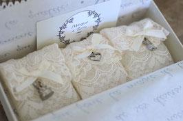 Maryse a' Paris  Les Maries  Parfum:Fleuri  結婚しました♡   フレグランス香り袋  フランス輸入品