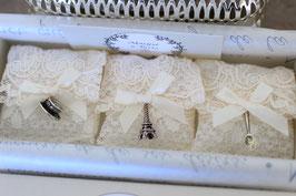 Maryse a' Paris  Cafe de Paris  Parfum:Fleuri  カフェ ド パリ   フレグランス香り袋  フランス輸入品