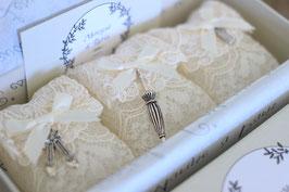 Maryse a' Paris  Coquette  Parfum:Fleuri    コケット フレグランス香り袋  フランス輸入品