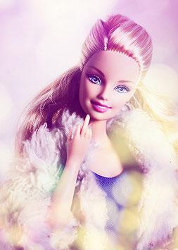 Barbie's Middle Finger