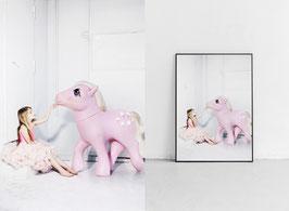 Dream Bigger -pink