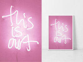 This is Art -pink
