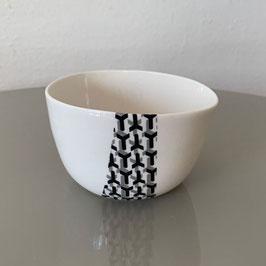 Ceramic Bowl - Keramik Schüssel - Bol en Céramique CEPA 107 Bowl2B&W