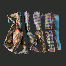 Scarf - Schal - Écharp AS 047 Sob