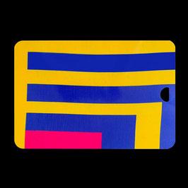 Cutting Board - Schneidbrett - Planche à découper  CBL 045 Geometrie