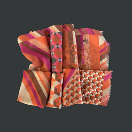 Scarf - Schal - Écharp FWO 027 Diago