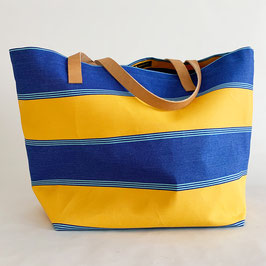 Bag - Tasche - Sac  BC 001 Faoug (yellow and blue)
