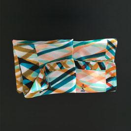 Scarf - Schal - Écharp VS 026 Aqua Verde