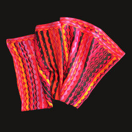 Scarf - Schal - Écharp AS 038 Omoi Red
