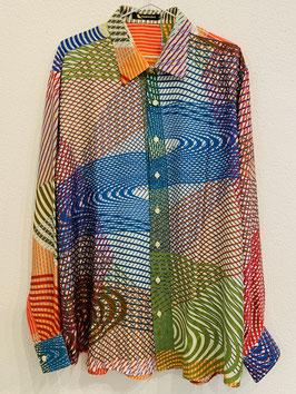 Shirt - Hemd - Chemise Spiral