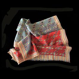 Scarf - Schal - Écharp FWO 008 Edo