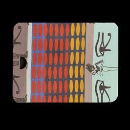 Cutting Board - Schneidbrett - Planche à découper  CBS 162 Osiris Sand