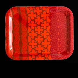 Tray - Tablett - Plateau TMM 120 Koshi Red 4