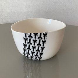 Ceramic Bowl - Keramik Schüssel - Bol en Céramique CEPA 106 Bowl1B&W