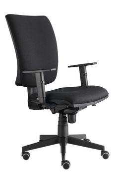 Bürodrehstuhl SP03schwarz