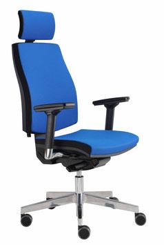 Bürodrehstuhl SPKS01blau
