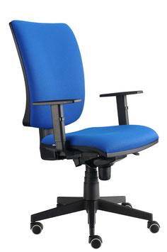 Bürodrehstuhl SP03blau