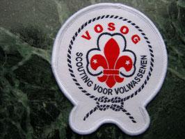 Badge VOSOG vzw