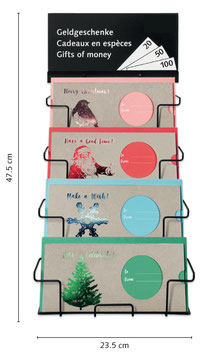 Geschenkkarten-Display, Art. 2589 1237 70